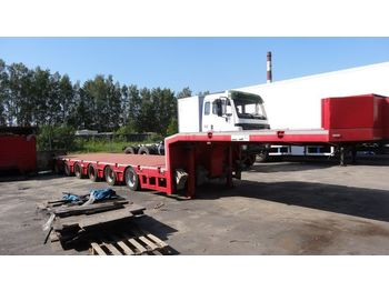 Leasing ES-GE 6.SOU-3N-205 - low loader semi-trailer