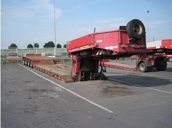 Faymonville  - low loader semi-trailer
