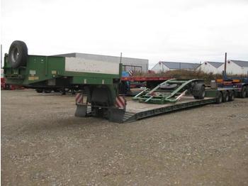 Faymonville 1+3 - low loader semi-trailer