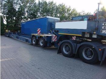 Faymonville-2+4-Kombination - low loader semi-trailer