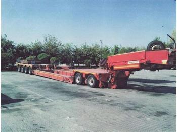 Faymonville 2 + 4 Tiefbett Kombination - hydr. gelenkt - low loader semi-trailer