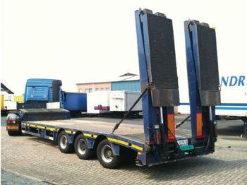 Faymonville 3 AS.GESTUURDE SEMIE - low loader semi-trailer