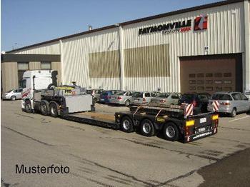 Faymonville 3-Achs-Tiefbett MEGAMAX - low loader semi-trailer