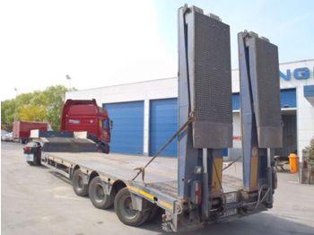 Faymonville 3 assen gestuurd - low loader semi-trailer