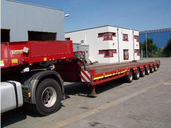 Faymonville 6-Achs-Satteltieflader - 2 x teleskopierbar - low loader semi-trailer