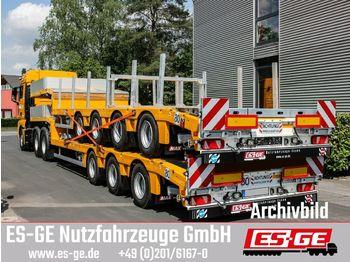 Faymonville MAX Trailer 3-Achs-SAtteltieflader - tele  - low loader semi-trailer