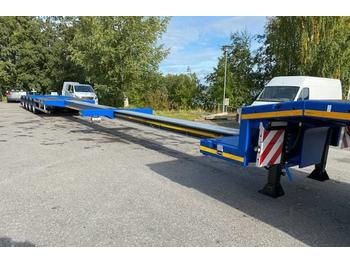 Faymonville Max Trailer, Max110 4AA  - low loader semi-trailer