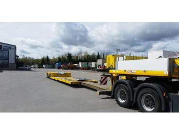Faymonville Max Trailer, Max510  - low loader semi-trailer
