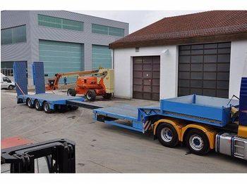 Faymonville Multi N 3L AUB - low loader semi-trailer