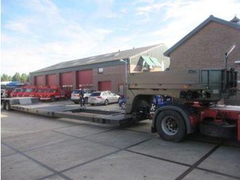 Faymonville STBZ-2VA - low loader semi-trailer