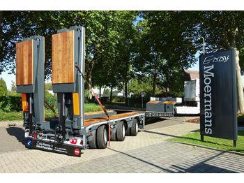 Low loader semi-trailer Faymonville STBZ-3 UB