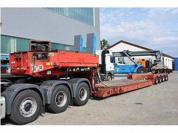 Faymonville STBZ 4VA - low loader semi-trailer