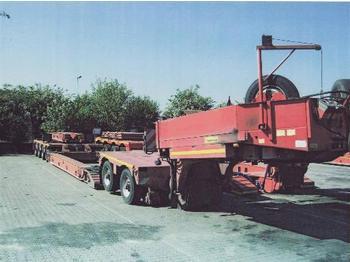 Faymonville Tiefbett 2 + 4 Kombination - low loader semi-trailer