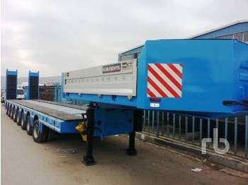 GURLESENYIL 120 Ton 8/ Axles Lowbed Semi Traile - low loader semi-trailer