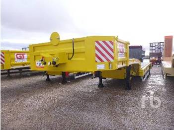 GURLESENYIL 35 Ton T/ Axle Lowbed Semi Trailer - low loader semi-trailer