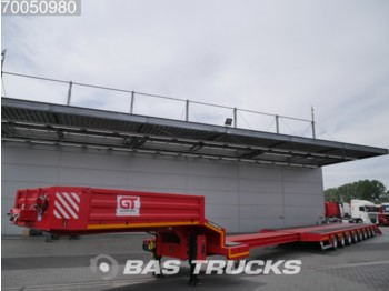 GURLESENYIL Ausziebar Bis 23m80 5x Lenkachse GLY8 - low loader semi-trailer
