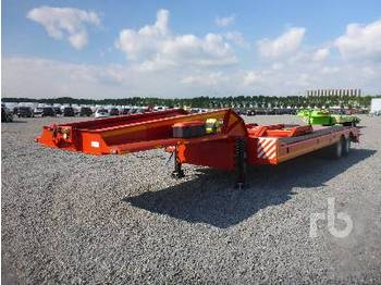 GURLESENYIL GLY2 30 Ton T/A Semi - low loader semi-trailer