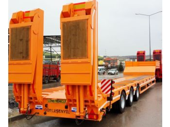 GURLESENYIL GLY3 - low loader semi-trailer
