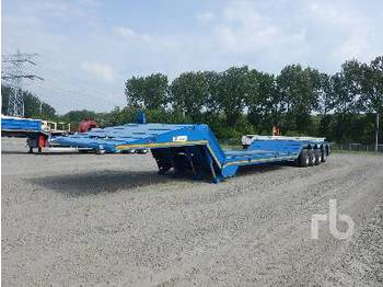 GURLESENYIL GLY4 100 Ton Quad/A Front Loading - low loader semi-trailer