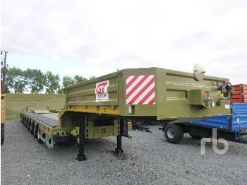 GURLESENYIL GLY8 120 Ton 8/Axle Extendable - low loader semi-trailer