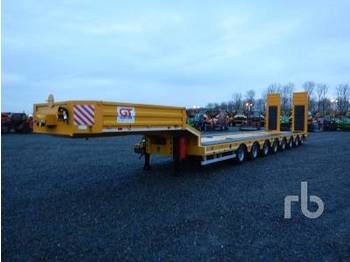 GURLESENYIL GLY8 8/Axle - low loader semi-trailer