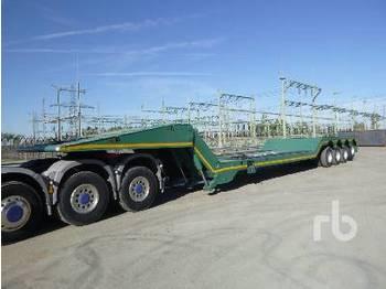 GURLESENYIL Quad/A Front Loading - low loader semi-trailer