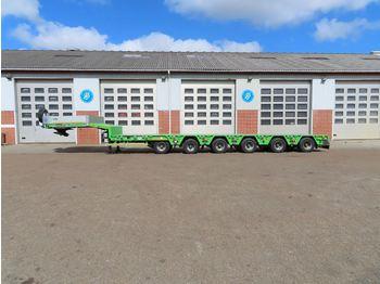 Low loader semi-trailer Goldhofer STZ-L 6 A