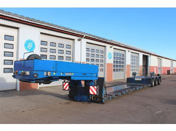 Low loader semi-trailer Goldhofer STZ-VL 3-32/80 A