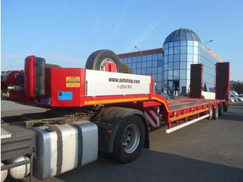 Low loader semi-trailer Invepe