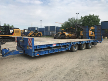 JPM 30Ton - low loader semi-trailer