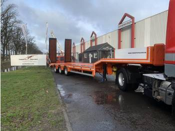KAESSBOHRER Semi dieplader ramps rampen NEW UNUSED low bed boy remorgues remolque - low loader semi-trailer