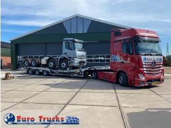 Kaessbohrer TRUCK TRANSPORTER - low loader semi-trailer