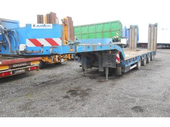Low loader semi-trailer Kaiser