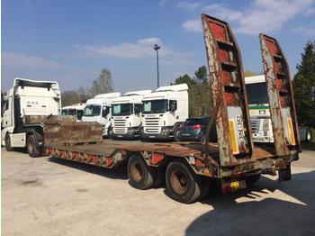 Kaiser  - low loader semi-trailer