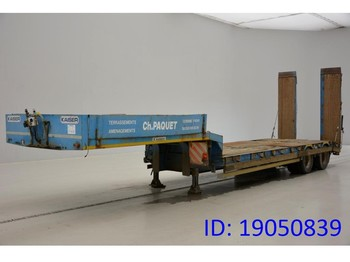 Kaiser Dieplader - low loader semi-trailer