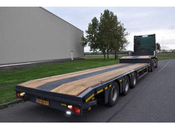 Kässbohrer DIEPLADER - low loader semi-trailer