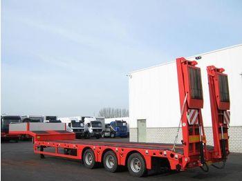 Kässbohrer Lowbed Dieplader - low loader semi-trailer