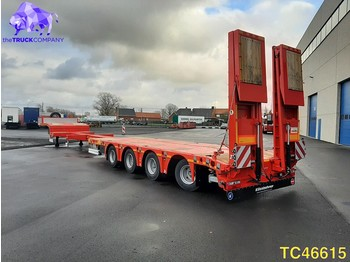 Kässbohrer SLA 4 Low-bed - low loader semi-trailer