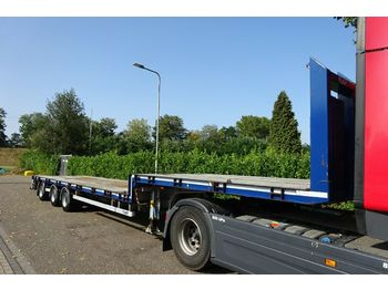 Low loader semi-trailer Lag O-3-40US: picture 1