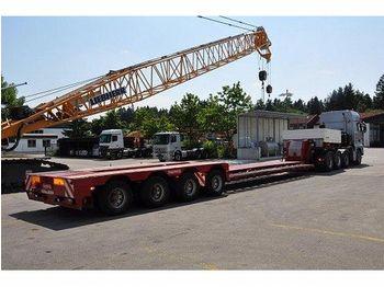Langendorf SATAH 40/50 - low loader semi-trailer
