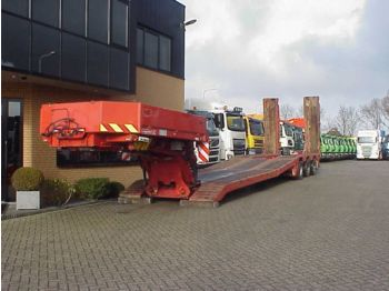 Langendorf SATAH-H 30/33  - low loader semi-trailer