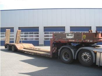 Langendorf Satbleu 20-25 - low loader semi-trailer