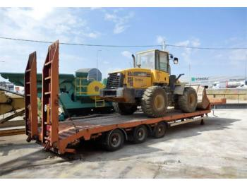 Low loader semi-trailer Lecinena SER-3ED