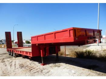 Low loader semi-trailer Lecinena s