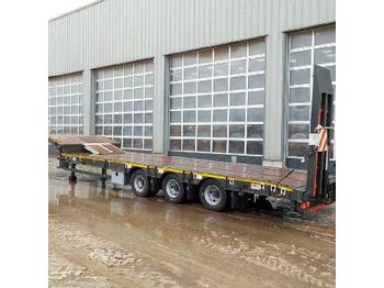 MAC SF3-44 - low loader semi-trailer