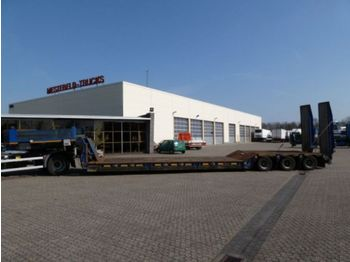 Mol  - low loader semi-trailer