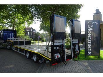 Low loader semi-trailer Montracon FZA SXX