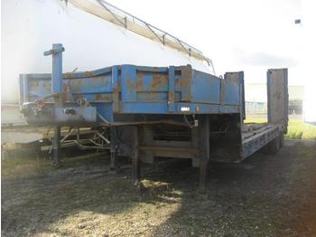 Nicolas  - low loader semi-trailer