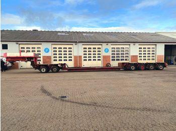 Low loader semi-trailer Nicolas Svanehals + 2+4 modul