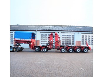 Nicolas Trailer - low loader semi-trailer